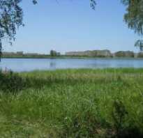 Бакшан озеро