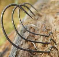 Крючки для спиннинга