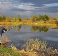 Рыбалка в Кировской области
