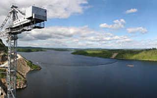 Бурейское водохранилище