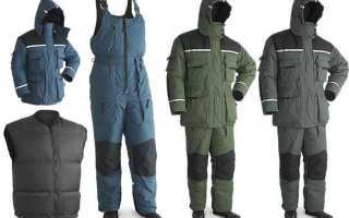 Как правильно выбрать костюм для зимней рыбалки
