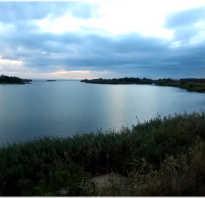Крюковское озеро