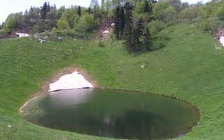 Чеше озеро