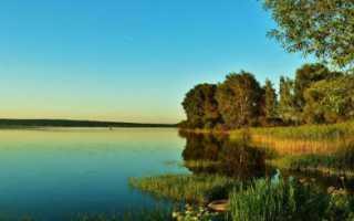 Пахиево озеро