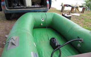Как выбрать насос для лодки