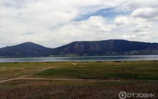 Чебачье Малое озеро
