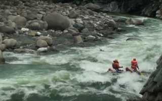 Сплав и рыбалка по реке Китой с Антоном