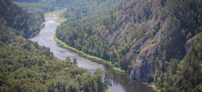 Белая река (Башкортостан и Татарстан)