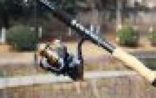 Телескопический спиннинг: за и против