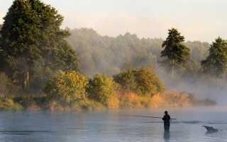 Рыбалка в Карелии с Сергеем