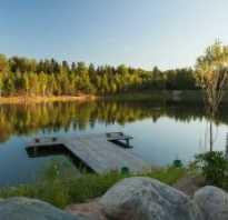 Сальковское озеро